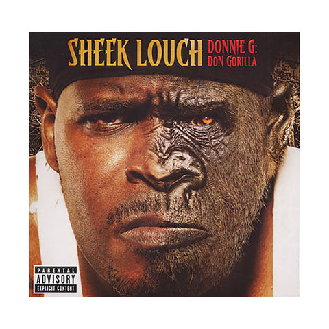 Sheek Louch - 'Donnie G: Don Gorilla' [CD]