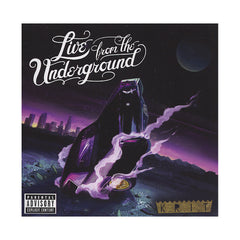 <!--120120605044885-->Big K.R.I.T. - 'Live From The Underground' [CD]