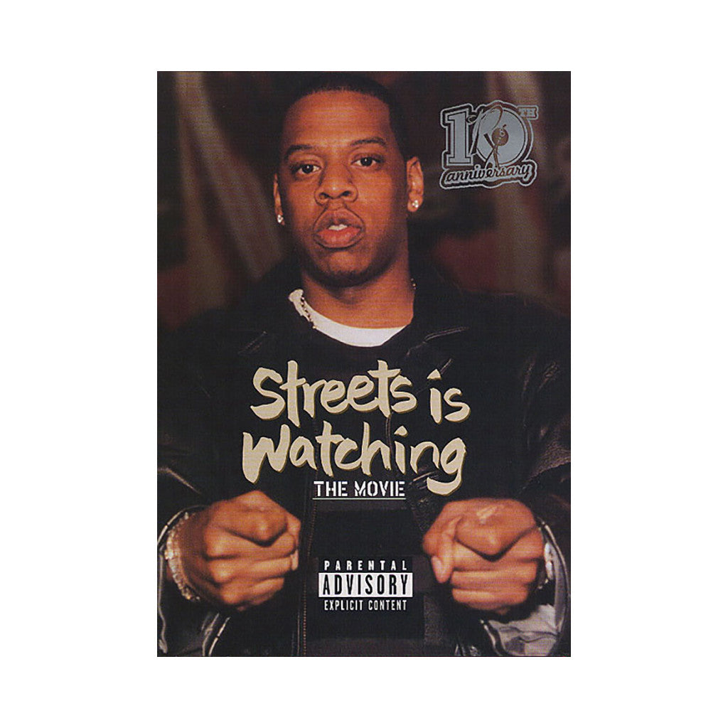 <!--120040101006640-->Jay-Z - 'Streets Is Watching: The Movie' [DVD]