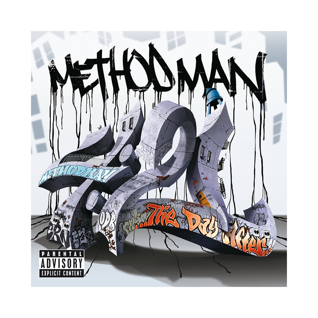 <!--020060905008159-->Method Man - '4:21: The Day After' [CD]