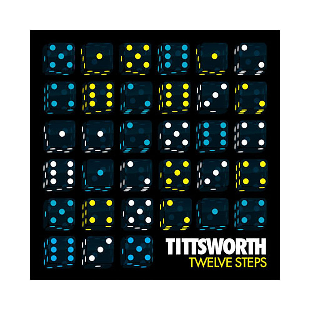 <!--120080819014444-->Tittsworth - 'Twelve Steps' [CD]