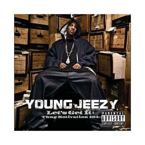 Young Jeezy - 'Let's Get It: Thug Motivation 101' [CD]