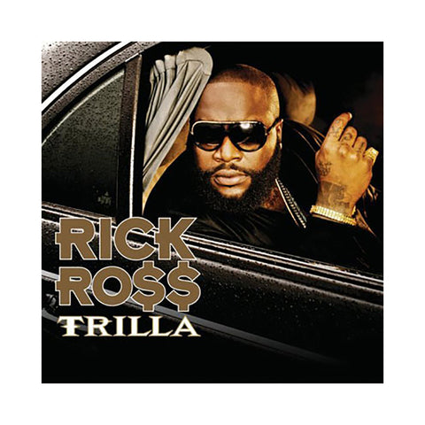 Rick Ross - 'Trilla' [(Black) Vinyl [2LP]]