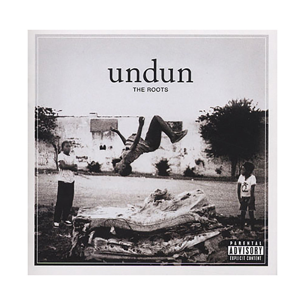 <!--120111206037482-->The Roots - 'Undun' [CD]