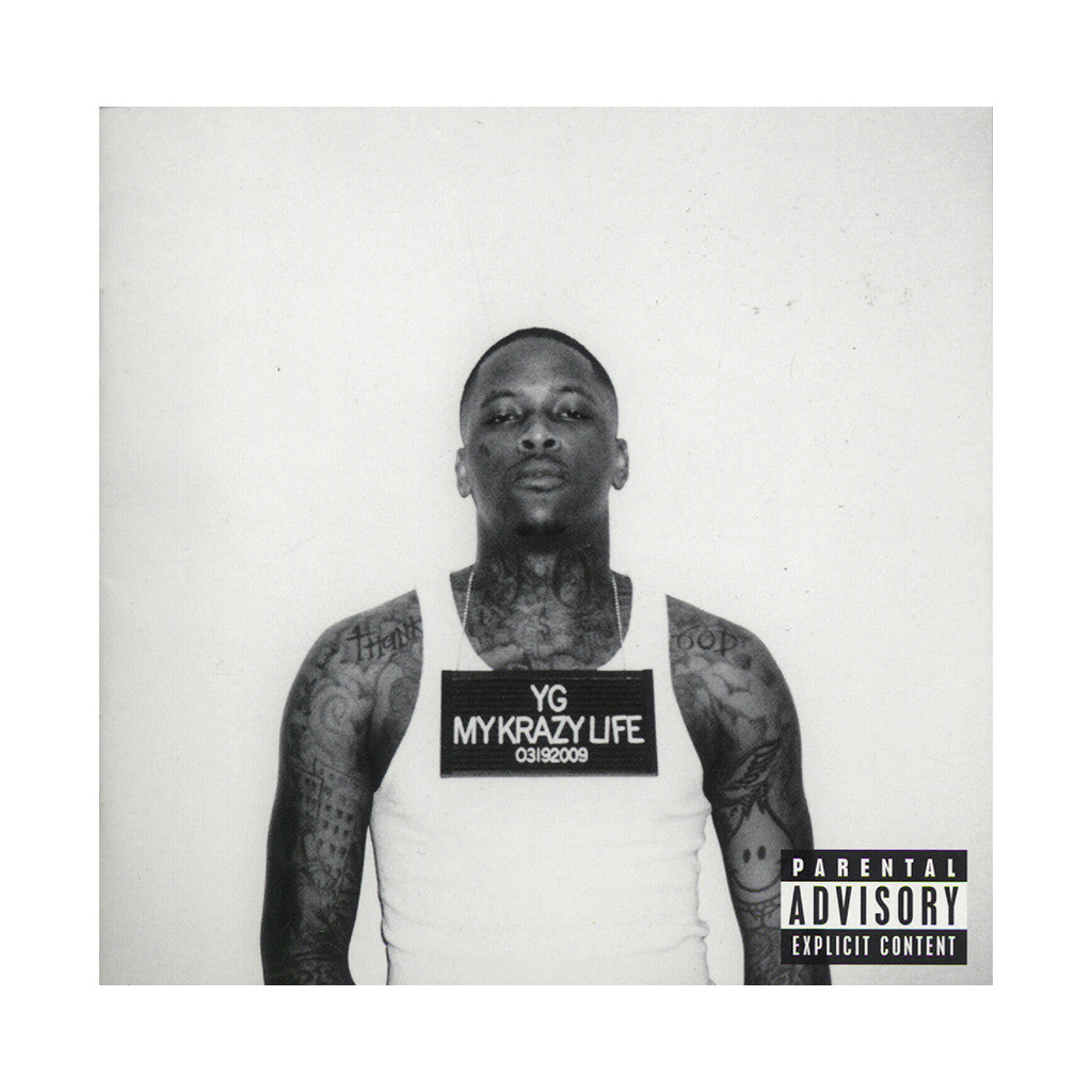 <!--120140318062389-->YG - 'My Krazy Life' [CD]
