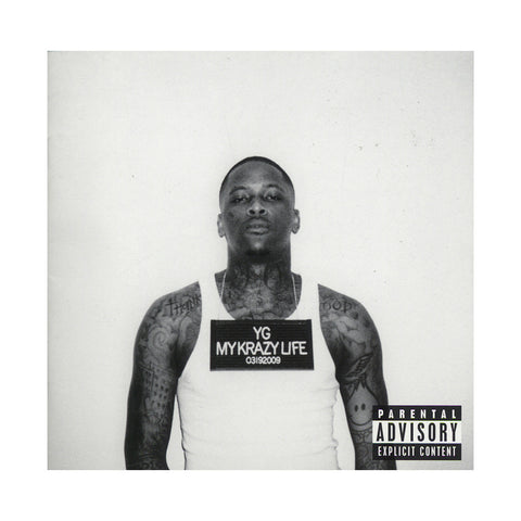 "[""YG - 'My Krazy Life' [CD]""]"