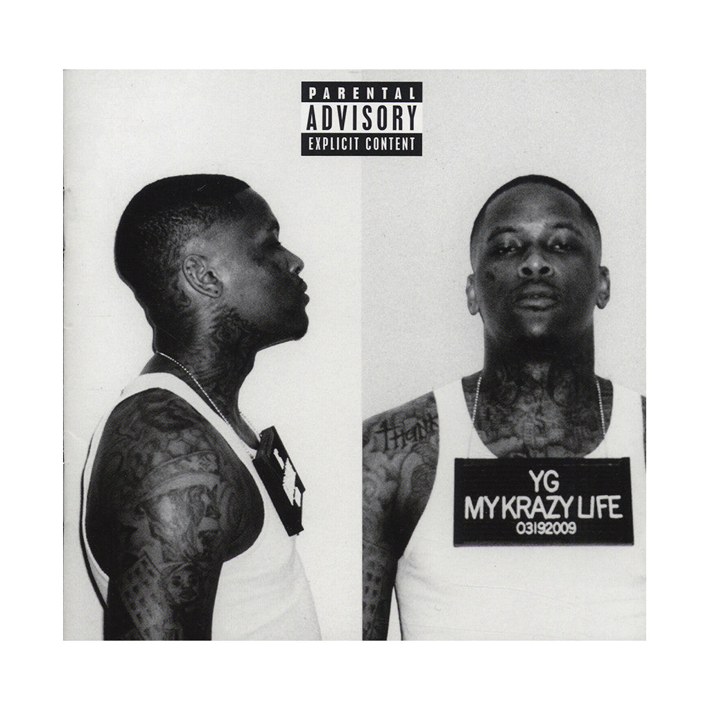 <!--120140318062388-->YG - 'My Krazy Life (Deluxe Edition)' [CD]