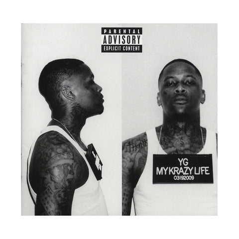 "[""YG - 'My Krazy Life (Deluxe Edition)' [CD]""]"