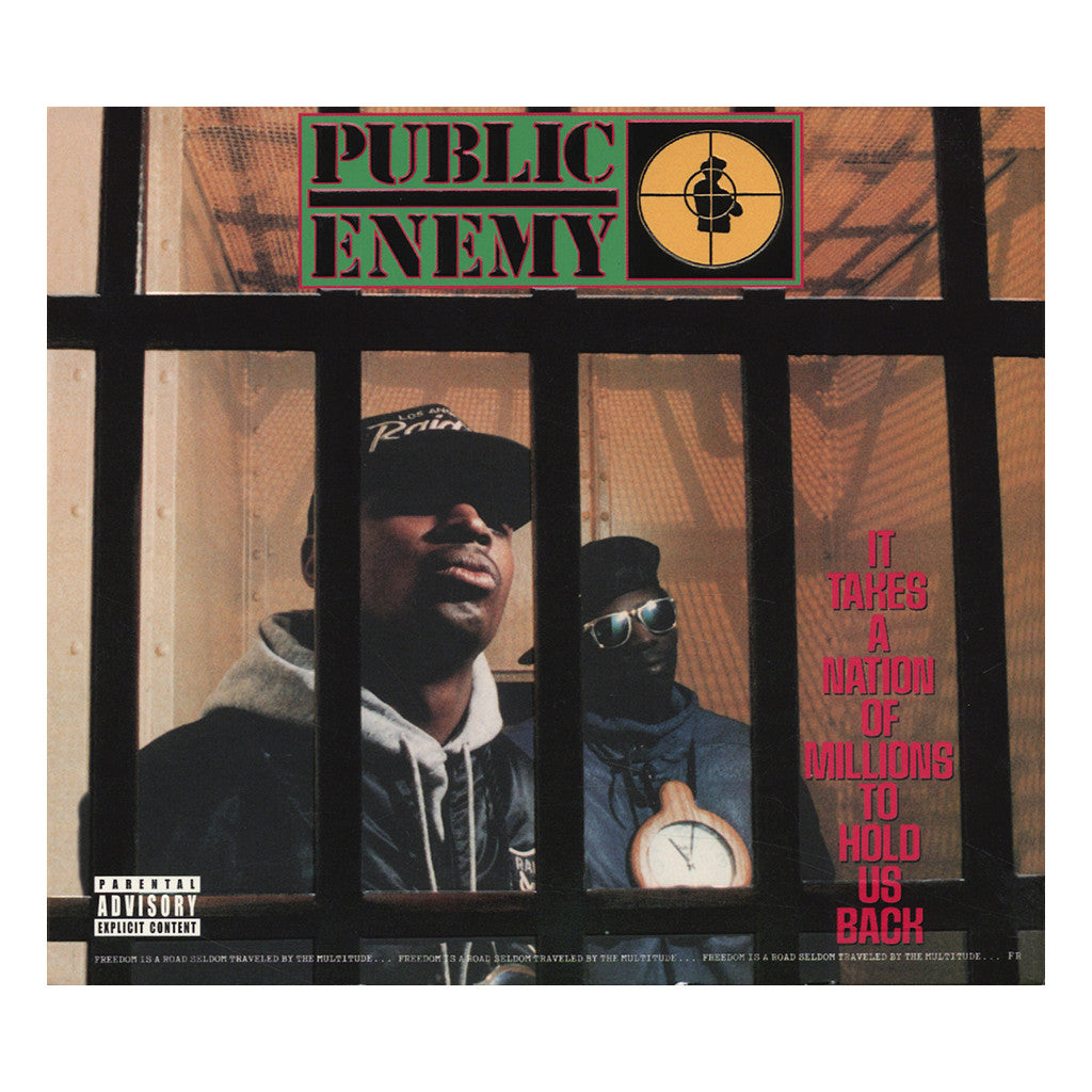 <!--2000030351-->Public Enemy - 'Night Of The Living Baseheads' [Streaming Audio]
