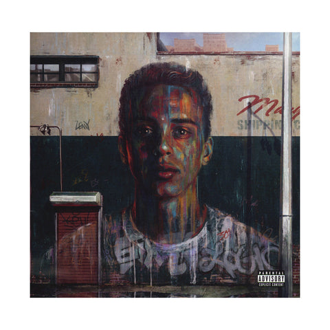 Logic - 'Under Pressure (Deluxe Edition)' [CD [2CD]]