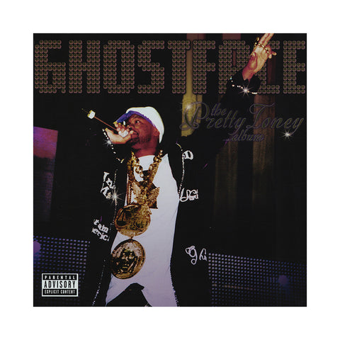 "[""Ghostface Killah - 'The Pretty Toney Album' [(Black) Vinyl [2LP]]""]"