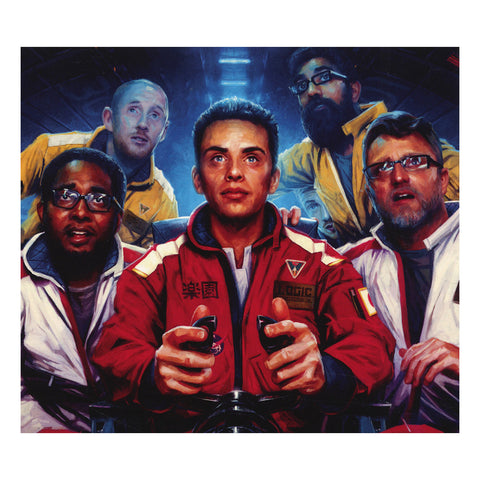 Logic - 'The Incredible True Story (Deluxe Edition)' [CD]