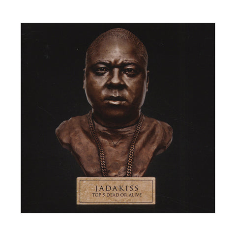 Jadakiss - 'Top 5 Dead Or Alive' [CD]