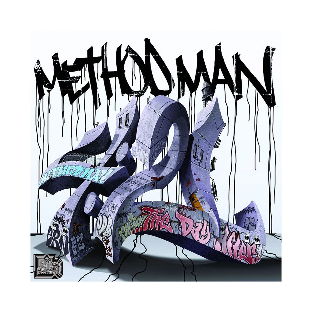 Method Man - '4:21: The Day After (Re-Issue)' [(Black) Vinyl [2LP]]