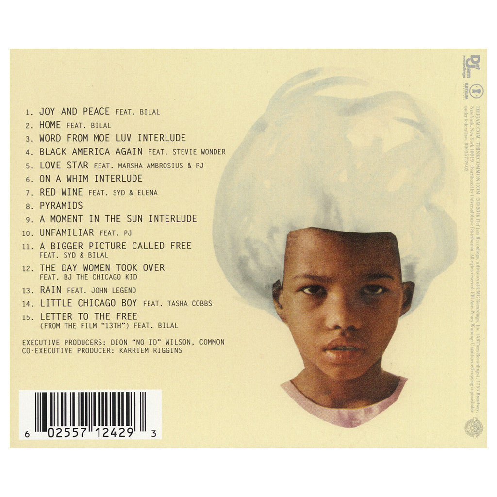 Common - 'Black America Again' [CD]
