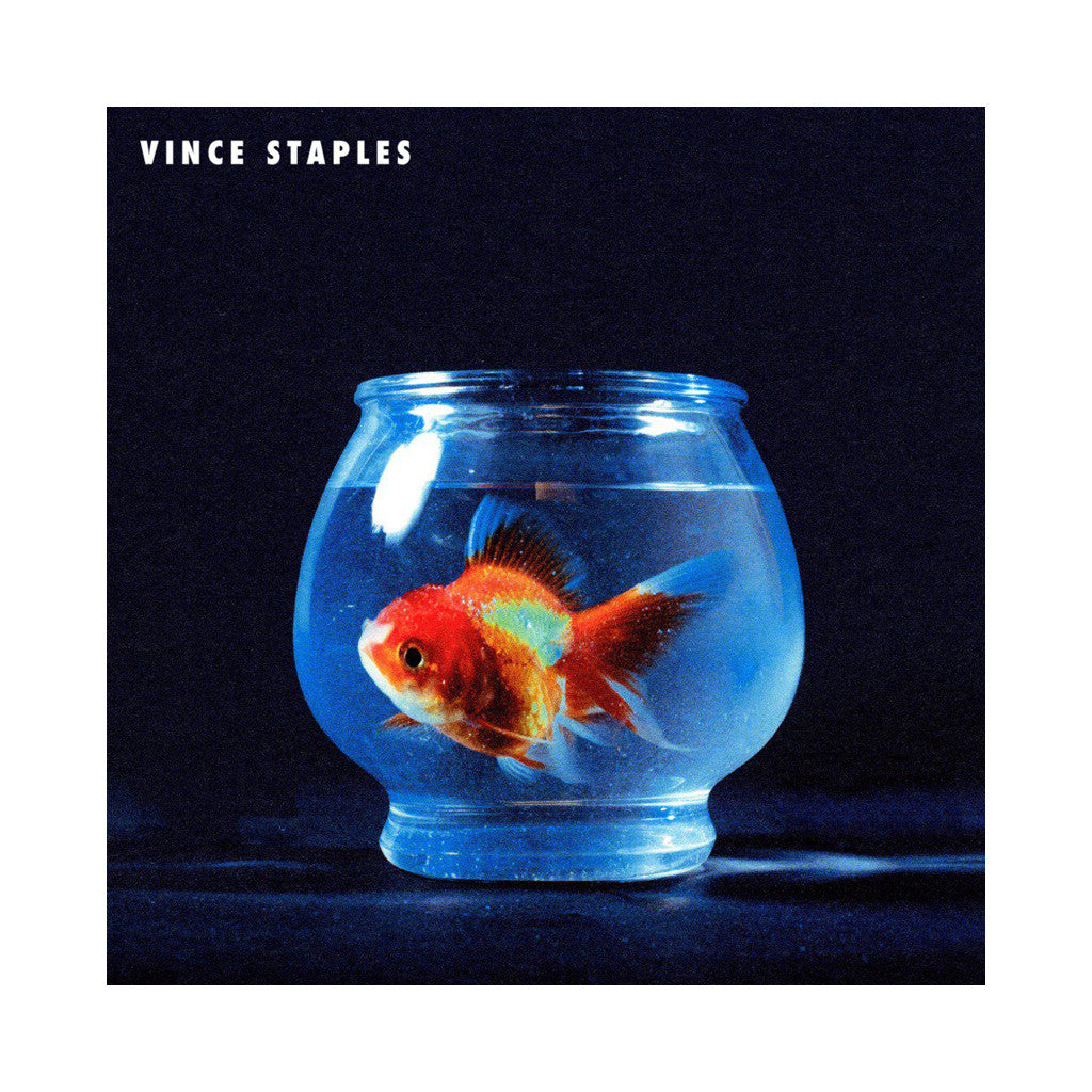 Vince Staples - 'Big Fish Theory' [CD]