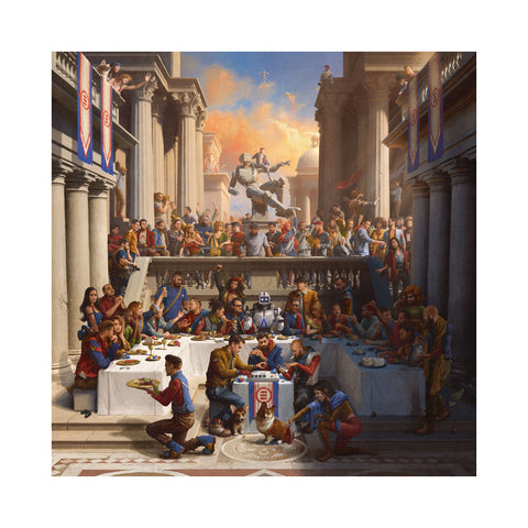 "[""Logic - 'Everybody' [CD]""]"