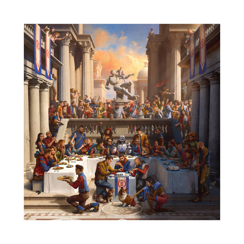 Logic - 'Everybody (Deluxe Edition)' [CD]