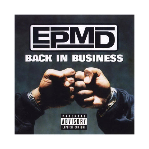 "[""EPMD - 'Back In Business' [(Black) Vinyl LP]""]"