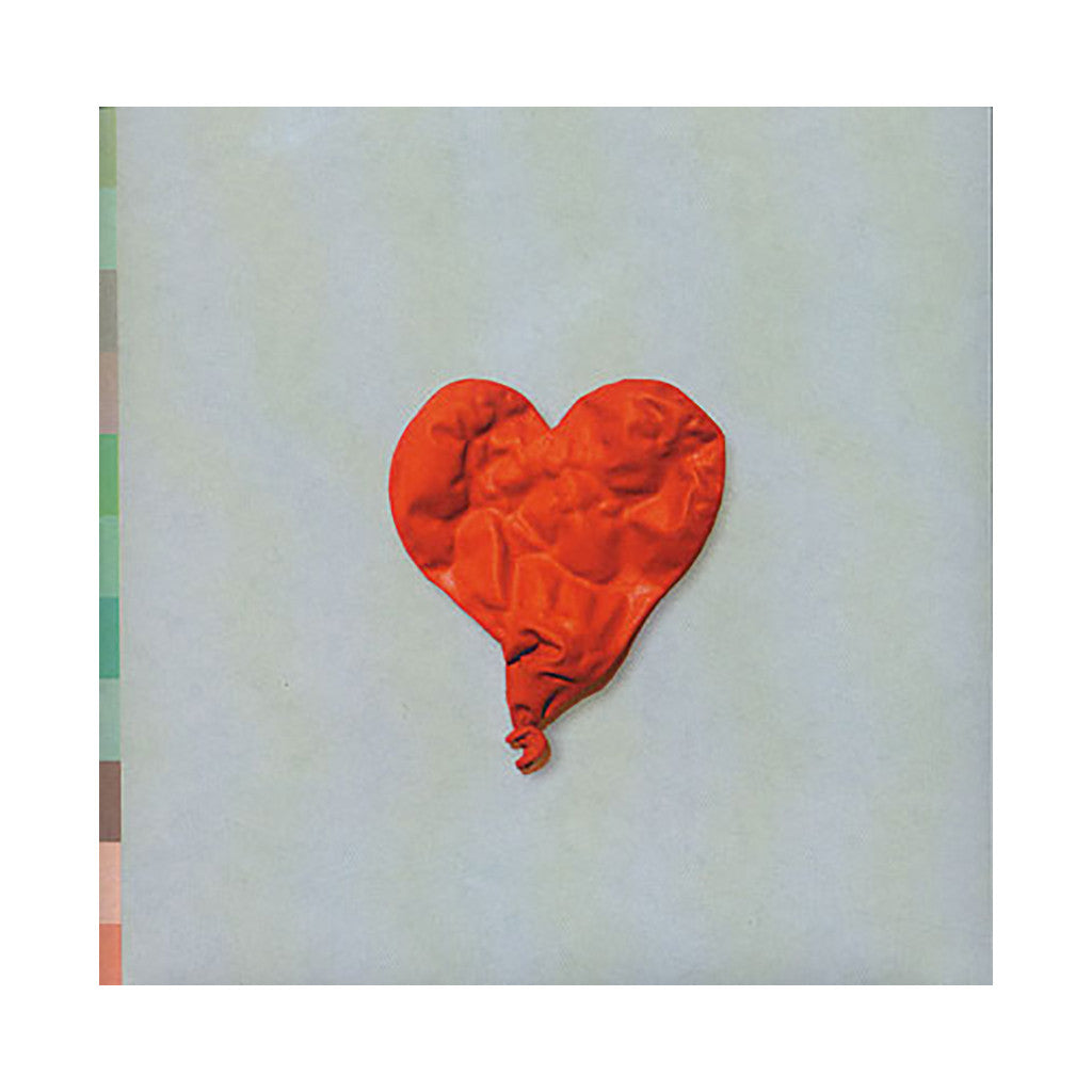 Kanye West - '808's & Heartbreaks' [CD]