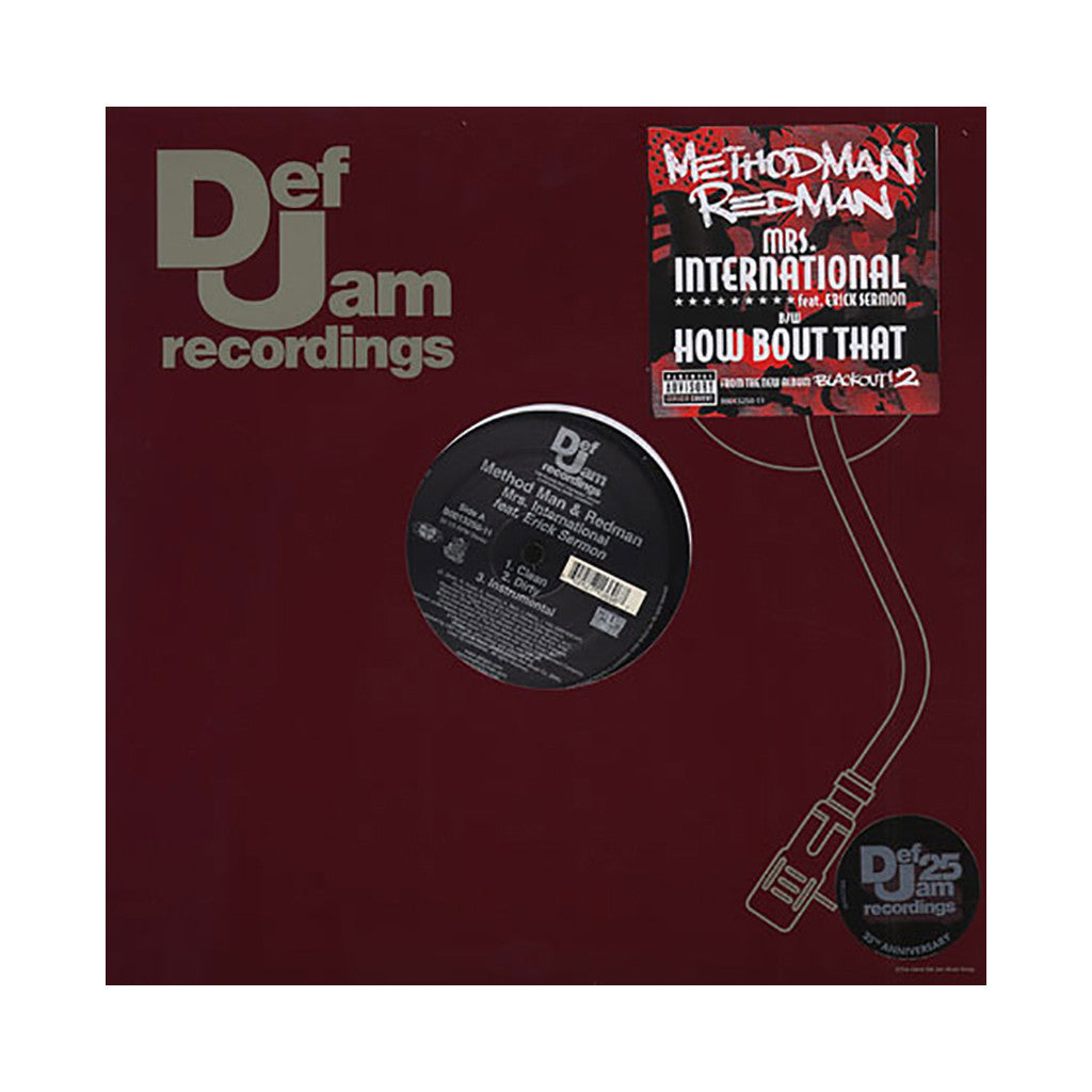 <!--2009081635-->Method Man & Redman - 'How Bout Dat (INSTRUMENTAL)' [Streaming Audio]