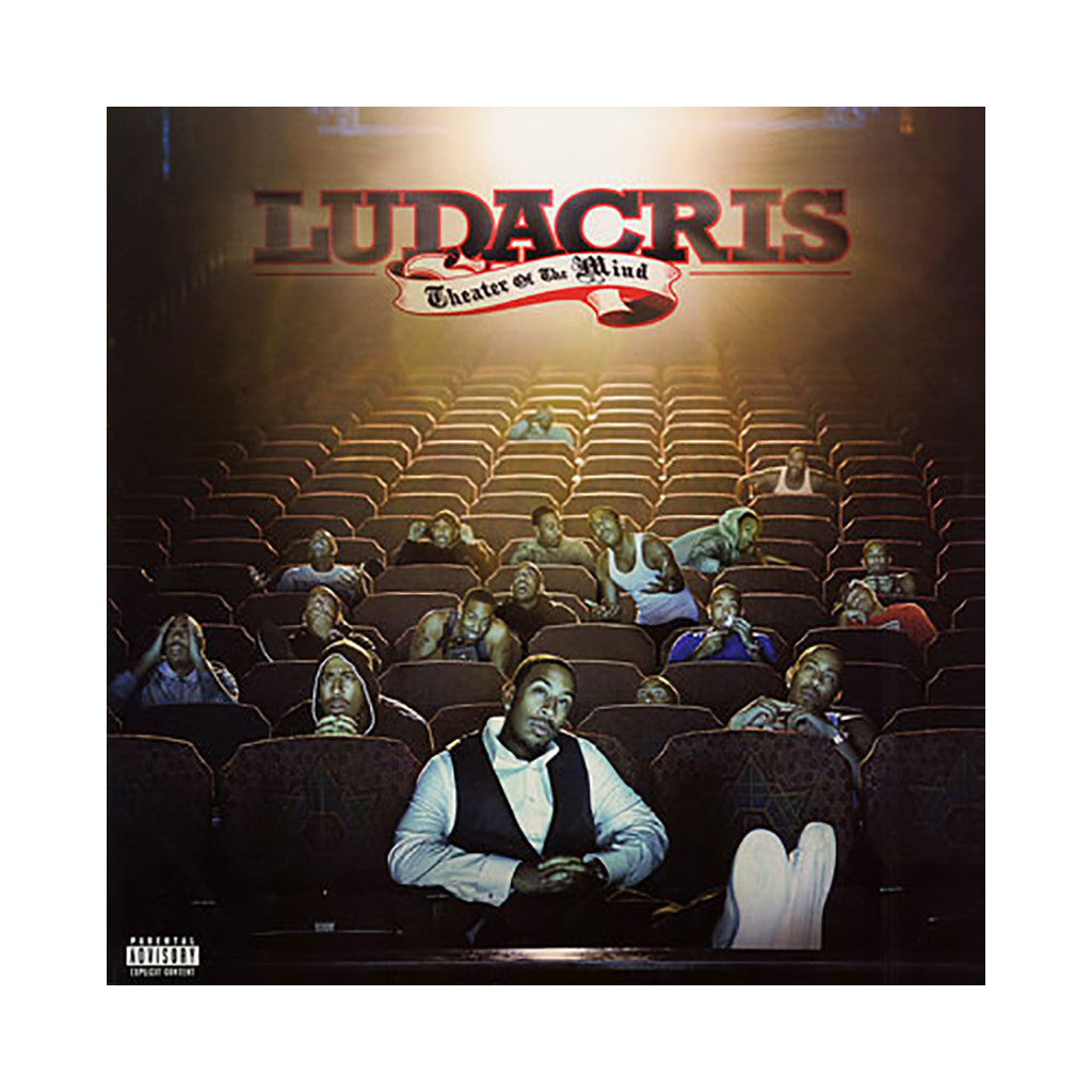 <!--2008120954-->Ludacris - 'Theater Of The Mind' [(Black) Vinyl [2LP]]