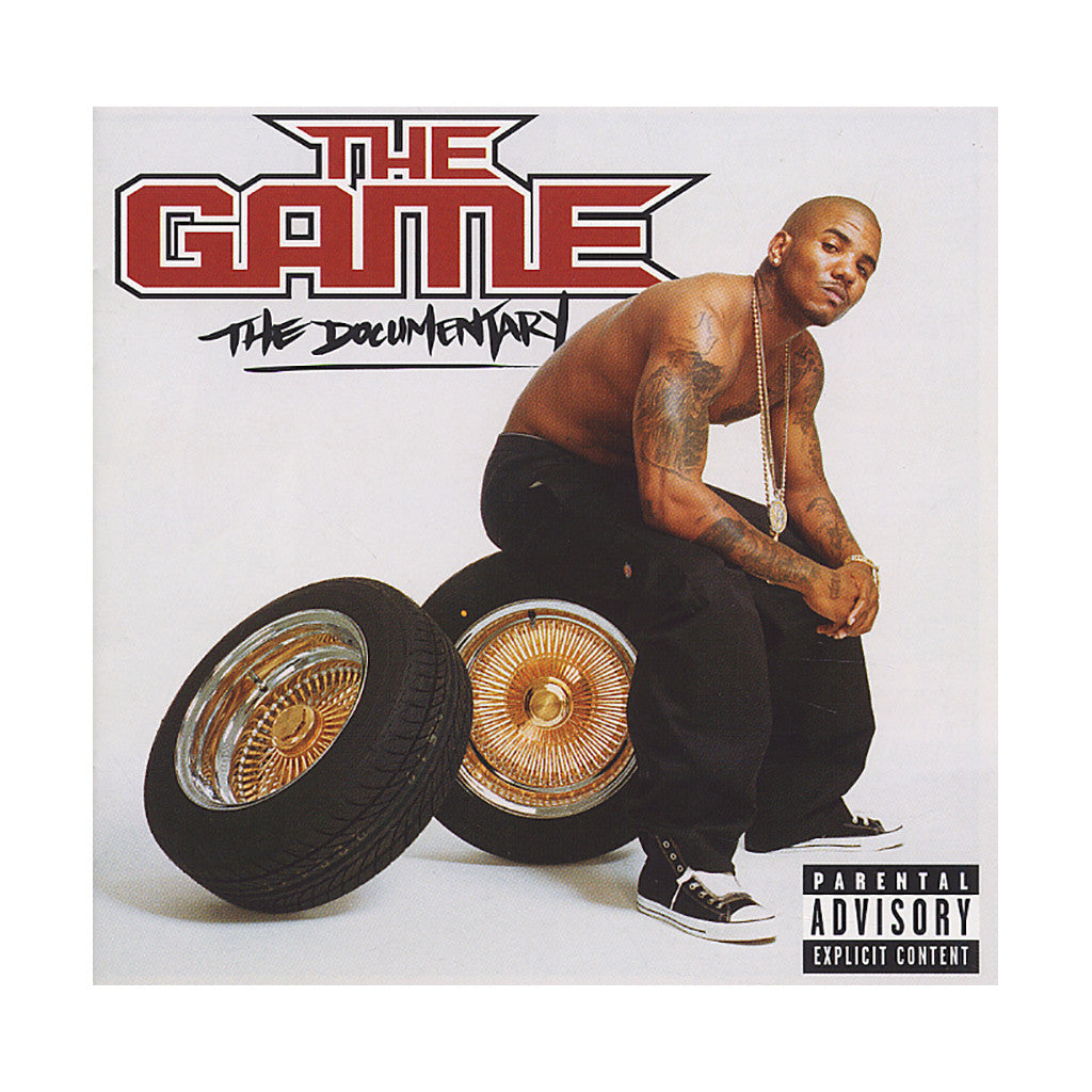 <!--120050118000832-->The Game - 'The Documentary' [CD]