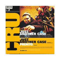 "<!--019970101006037-->Cru - 'Just Another Case/ Just Another Case (Remix)' [(Black) 12"" Vinyl Single]"