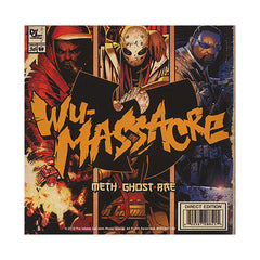 <!--120100330020116-->Method Man, Ghostface Killah & Raekwon - 'Wu-Massacre' [CD]