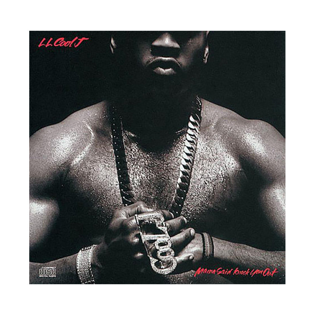<!--1990073159-->LL Cool J - 'Mama Said Knock You Out' [(Black) Vinyl [2LP]]