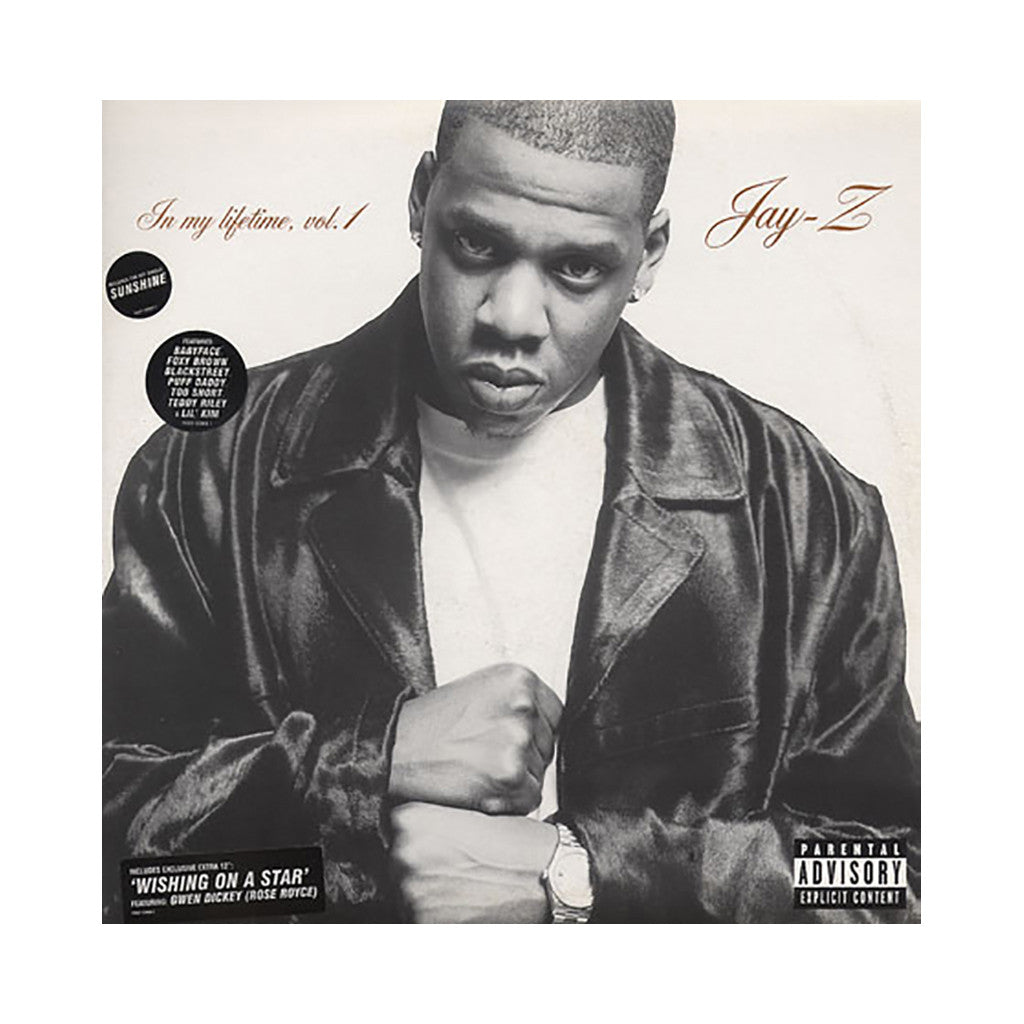 <!--119971104007803-->Jay-Z - 'In My Lifetime, Vol. 1' [CD]