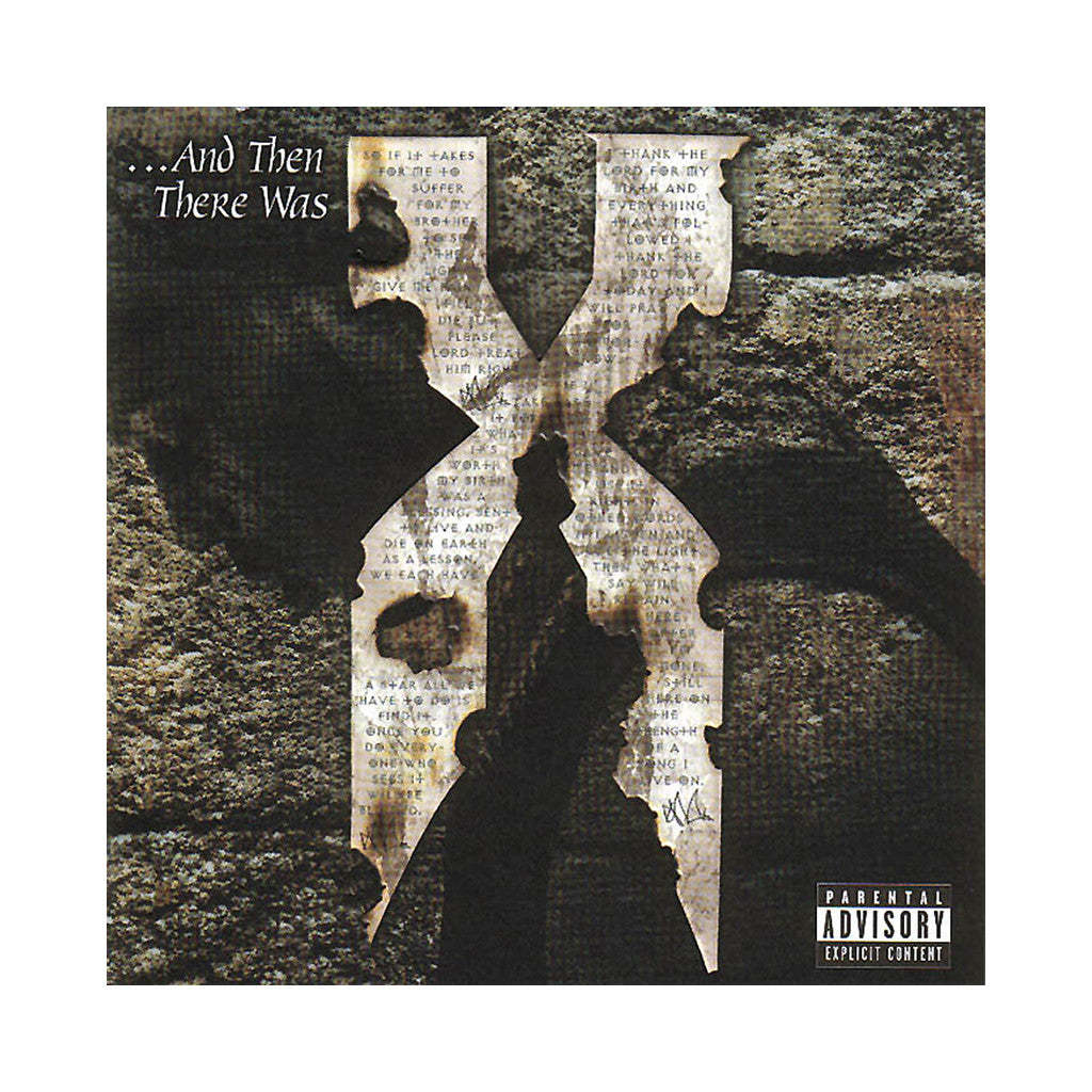 <!--119991221003734-->DMX - 'And Then There Was X' [CD]