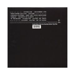Jay-Z - 'The Black Album' [(Black) Vinyl [2LP]]