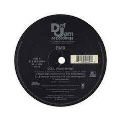 "<!--020000208012282-->DMX - 'Party Up (Up In Here)/ D-X-L (Hard White)' [(Black) 12"" Vinyl Single]"
