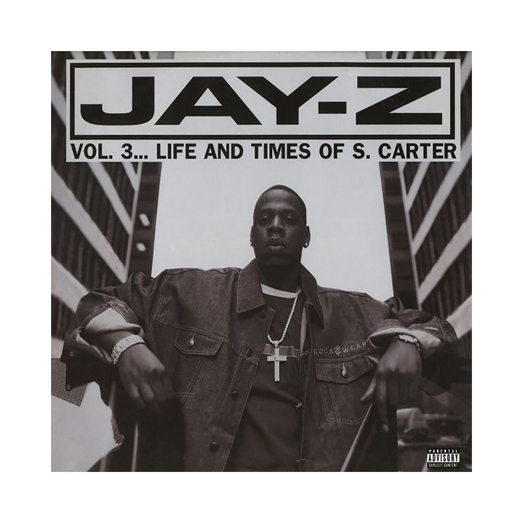 <!--119991228002921-->Jay-Z - 'Vol. 3... Life And Times Of S. Carter' [(Black) Vinyl [2LP]]
