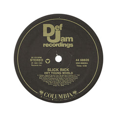 "<!--1988010129-->Slick Rick - 'Hey Young World/ Mona Lisa' [(Black) 12"" Vinyl Single]"