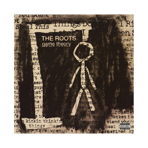 The Roots - 'Game Theory' [(Black) Vinyl [2LP]]
