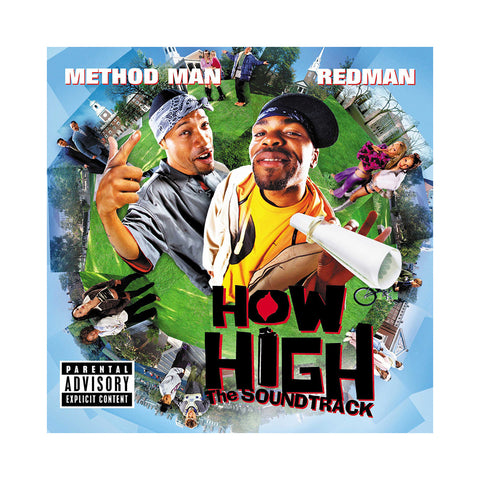 "[""Various Artists - 'How High: The Soundtrack' [(Black) Vinyl [2LP]]""]"