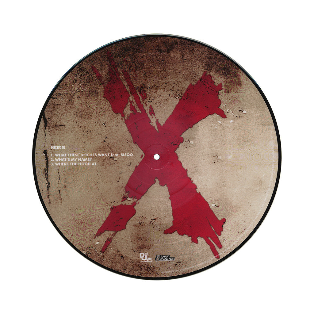 <!--120070717010206-->DMX - 'The Definition Of X: Pick Of The Litter' [(Picture Disc) Vinyl [2LP]]