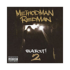 <!--020090519016243-->Method Man & Redman - 'Blackout! 2' [CD]
