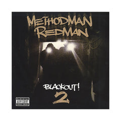 Method Man & Redman - 'Blackout! 2' [(Black) Vinyl [2LP]]