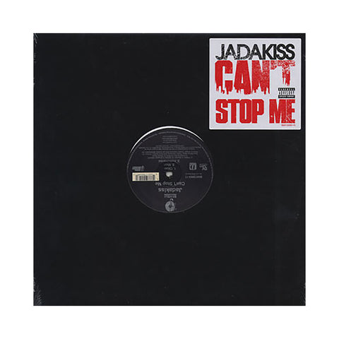 "Jadakiss - 'Can't Stop Me' [(Black) 12"" Vinyl Single]"