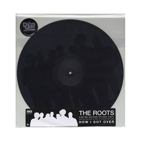 "The Roots - 'How I Got Over' [(Picture Disc) 12"""" Vinyl Single]"