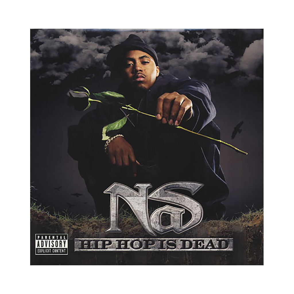 <!--120061219008809-->Nas - 'Hip Hop Is Dead' [CD]