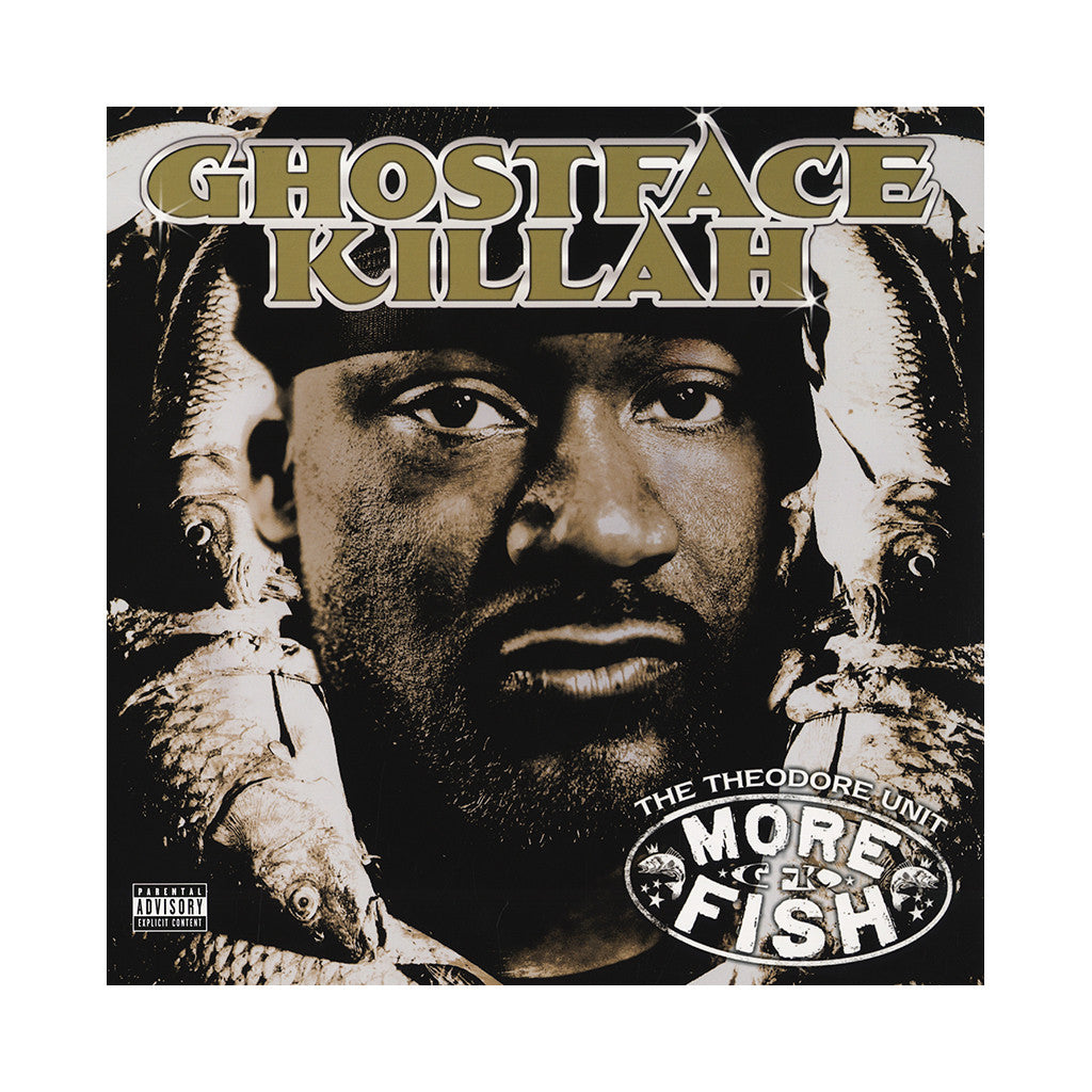 Ghostface Killah - 'More Fish' [(Black) Vinyl [2LP]]