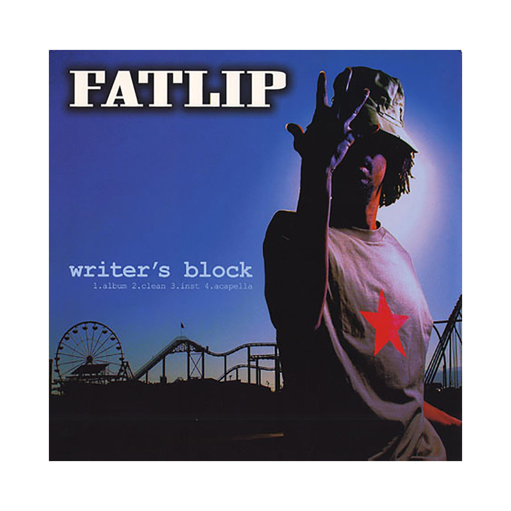 <!--2005110117-->Fatlip - 'Writer's Block' [Streaming Audio]