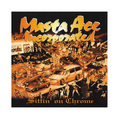 <!--2012080728-->Masta Ace Incorporated - 'Sittin' On Chrome' [(Chrome) Vinyl [2LP]]