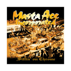 <!--020120807048173-->Masta Ace Incorporated - 'Sittin' On Chrome' [(Chrome) Vinyl [2LP]]