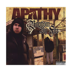 Apathy - 'Baptism By Fire' [CD]