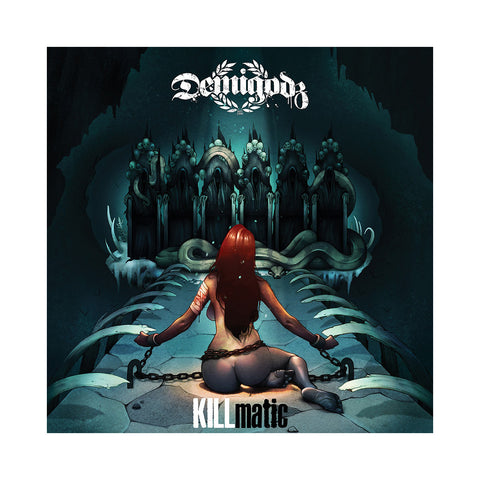 Demigodz - 'KILLmatic' [(Black) Vinyl [2LP]]